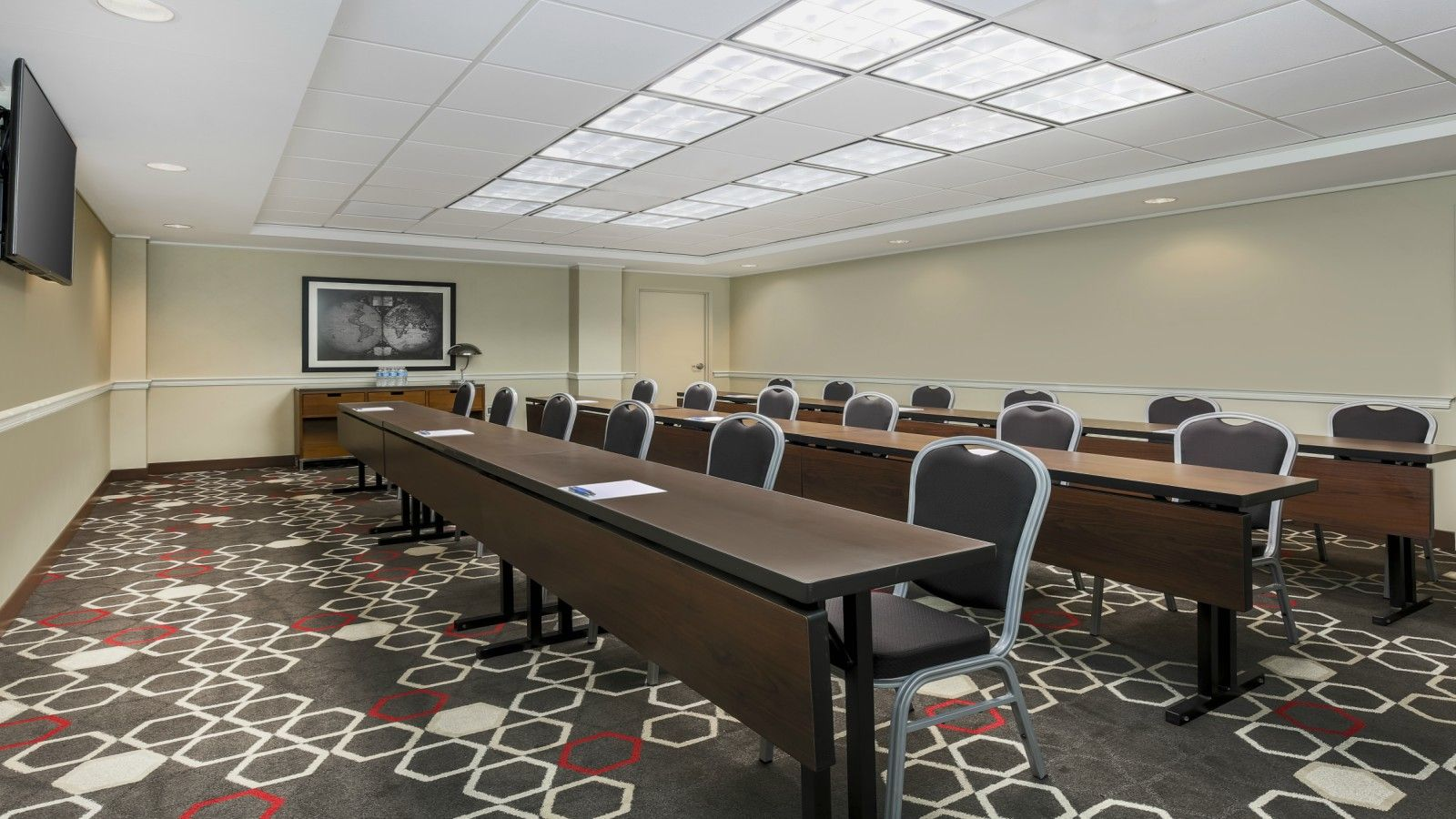 Meeting Rooms in Bentonville, AR - Razorback Classrooms